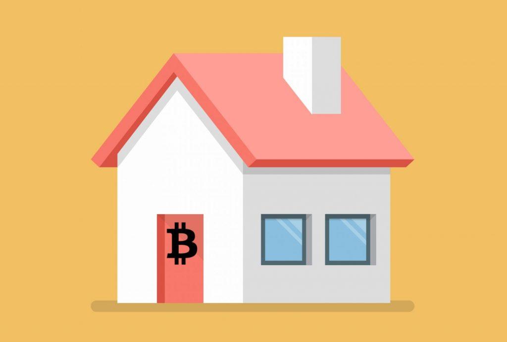 acquistare proprietà con bitcoin